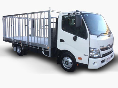 flatbed truck hire gold coast