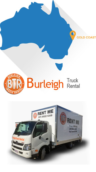 cheap truck hire rental gold coast